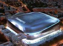 Real Madrid'in yeni stadı göz kamaştıracak...