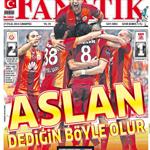 Günün manşetlerinde Galatasaray'ın Sivasspor galibiyeti öne çıktı.