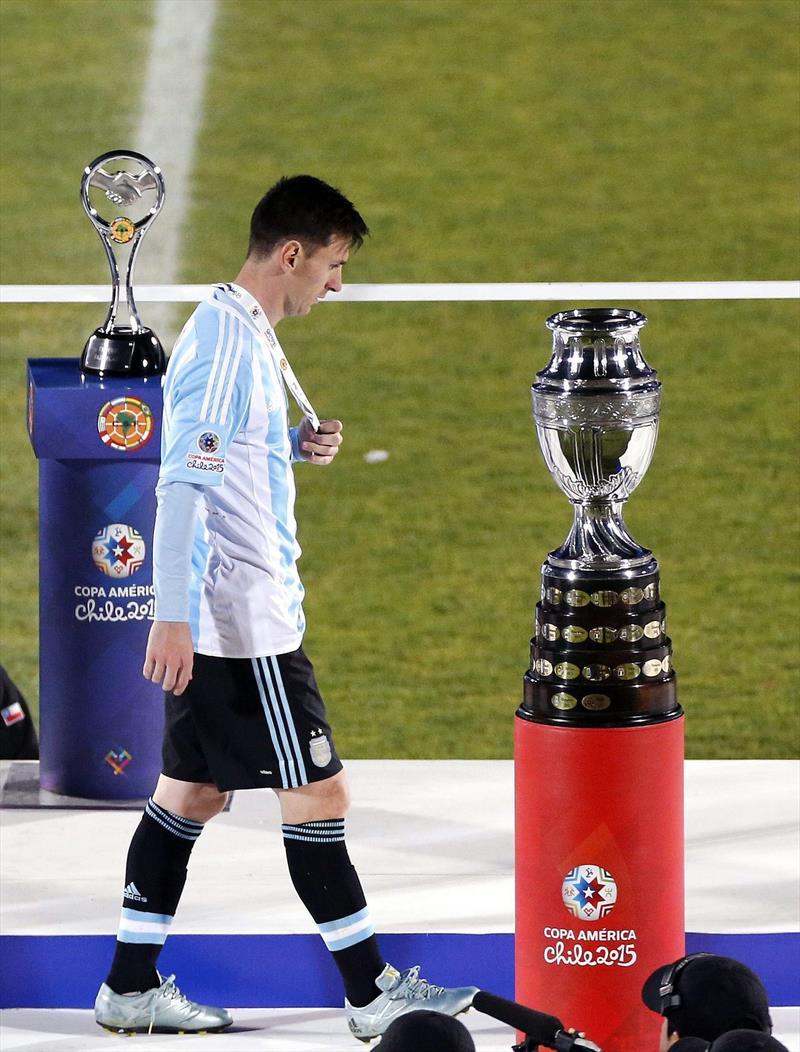 Messi'nin elleri bu sefer boş kaldı!