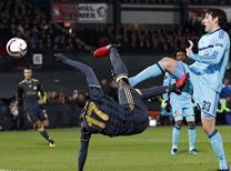 Feyenoord - Fenerbahçe foto galeri