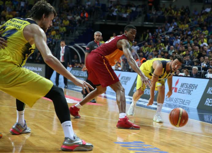 Fenerbahçe - Galatasaray Odeabank foto galerisi