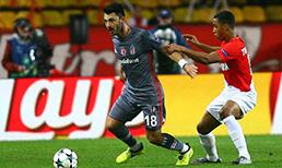 Monaco - Beşiktaş foto galeri