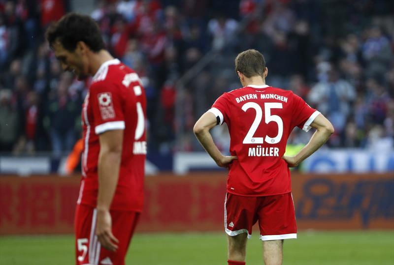Bayern'den acı itiraf!