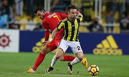 Fenerbahçe - Kayserispor foto galeri