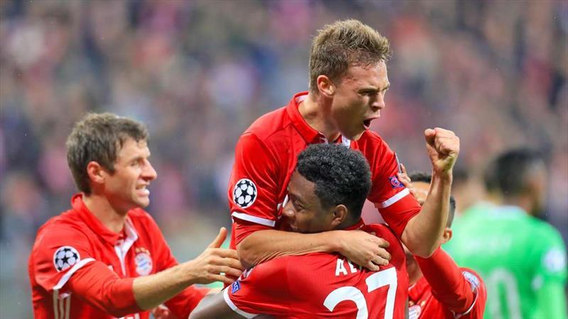 City ve Barça Bayern'in yıldızını istiyor