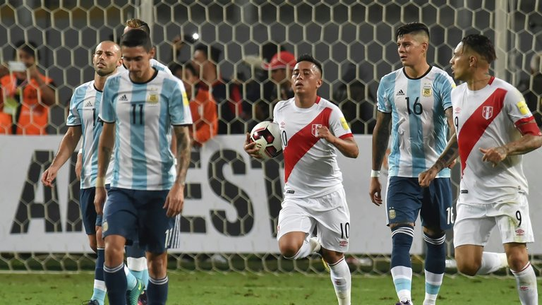 Peru'nun Arjantin korkusu!