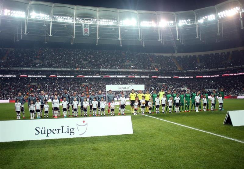 Beşiktaş-TM Akhisarspor foto galerisi