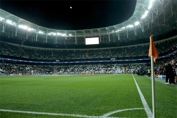 Beşiktaş,  Şampiyonlar Ligi'nde G Grubu dördüncü maçında Monaco ile karşılaştı.