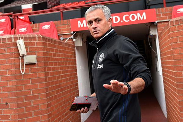 Mourinho eleştirilerden rahatsız