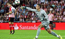 Bilbao'nun kalecisi Kepa Real Madrid'de