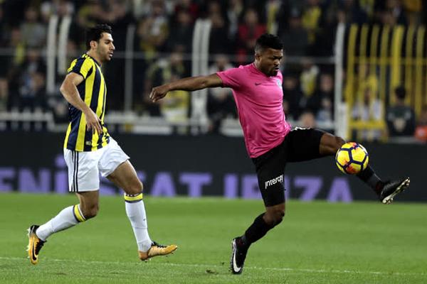İşte Fenerbahçe - Kasımpaşa maçından en güzel kareler...