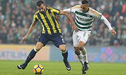 Bursaspor - Fenerbahçe foto galeri
