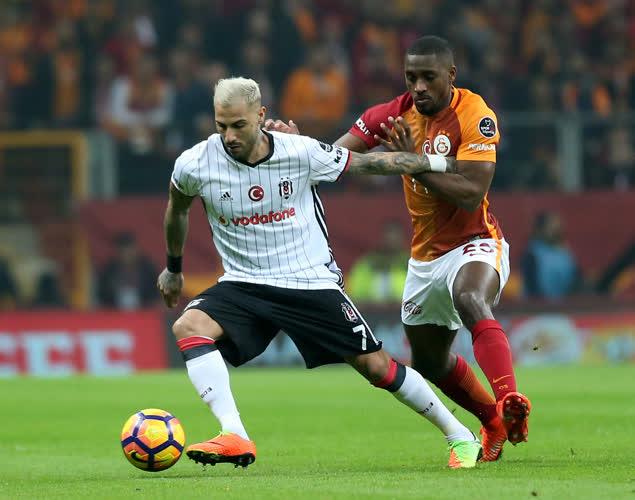 Galatasaray-Beşiktaş foto galerisi