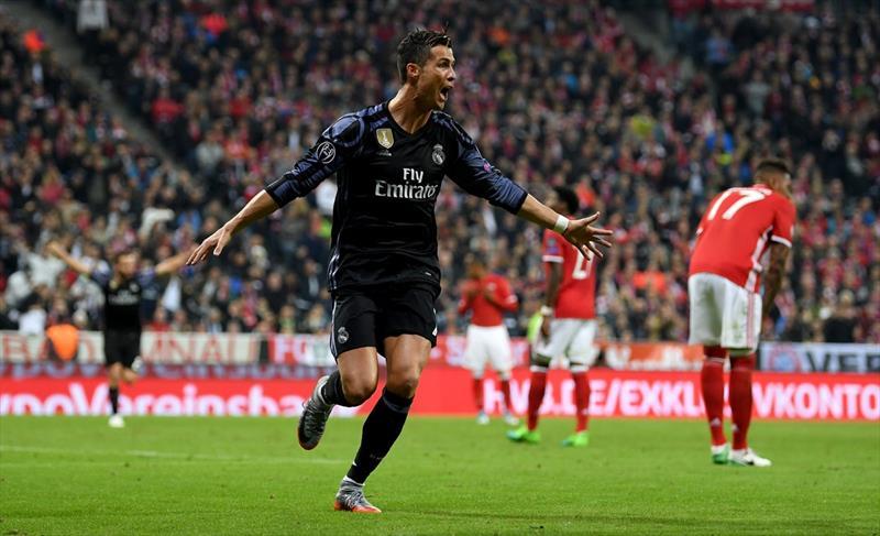 Ronaldo Devler Ligi'nde tarihe geçti!