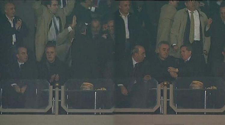 Galatasaray - Fenerbahçe derbisinden centilmenlik manzaraları
