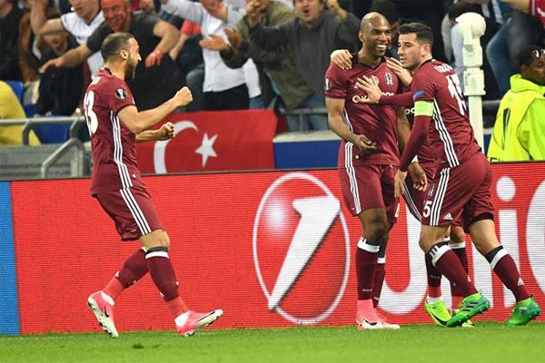 Beşiktaş, Avrupa kupalarında son dönemdeki iç saha performansıyla dikkati çekiyor.