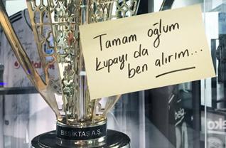 Beşiktaş'ın mabedi Vodafone Arena, Anneler Günü'nde güldüren bir işe imza attı.