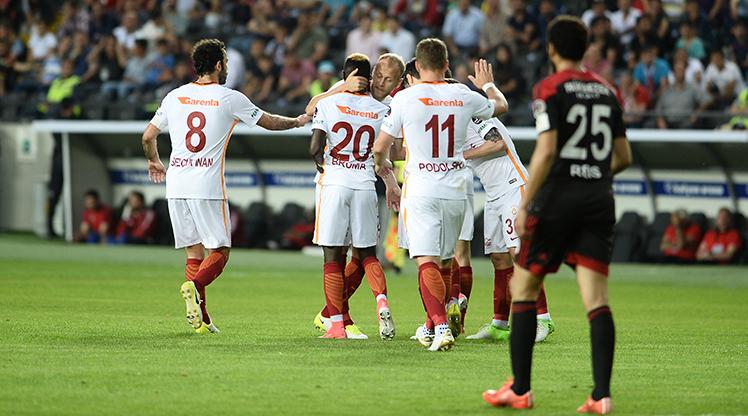 Spor yazarlarından Gaziantepspor - Galatasaray yorumları