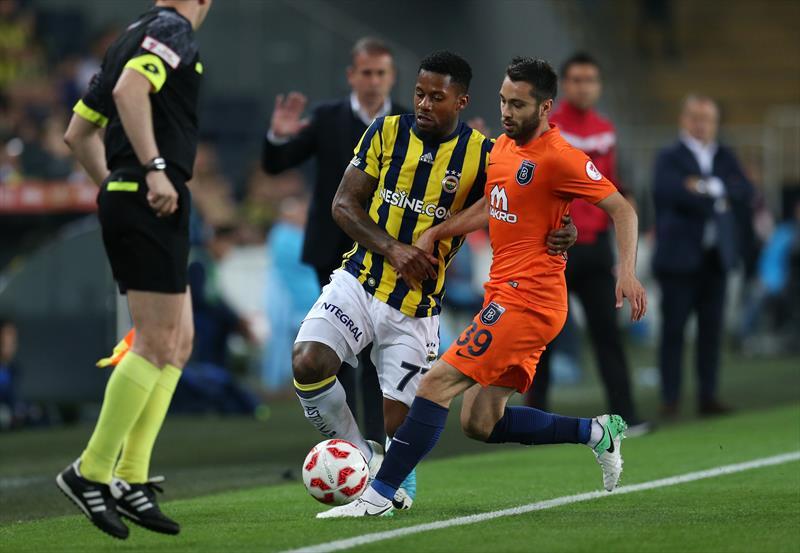 Fenerbahçe-Medipol Başakşehir foto galerisi