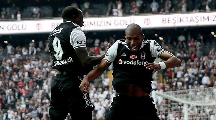 Beşiktaş-Kasımpaşa foto galerisi