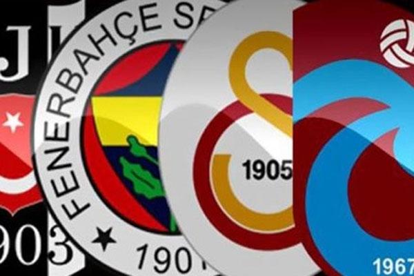 Türk futbolunun lokomotifi olarak anılan Beşiktaş, Fenerbahçe, Galatasaray ve Trabzonspor'un borçları, onca önlemlere ve sportif cezalara rağmen azalmak bilmiyor.