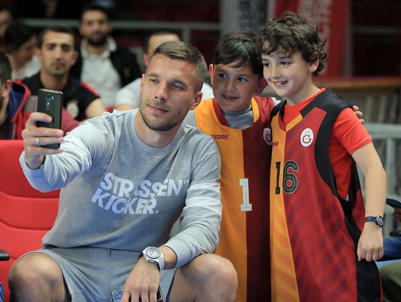 Galatasaray Odeabank-Anadolu Efes foto galerisi