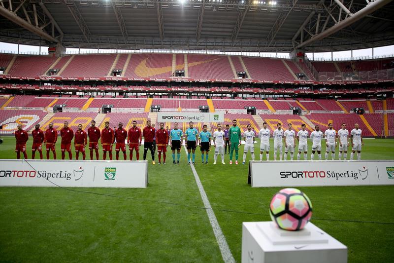 Galatasaray-Kasımpaşa maçının foto galerisi