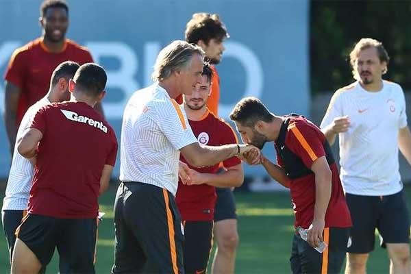 İşte Sabri Sarıoğlu'nun Galatasaray'da çalıştığı teknik adamlar