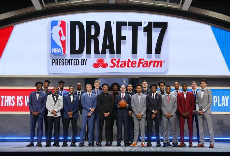 İşte 2017 NBA draftı sonuçları!