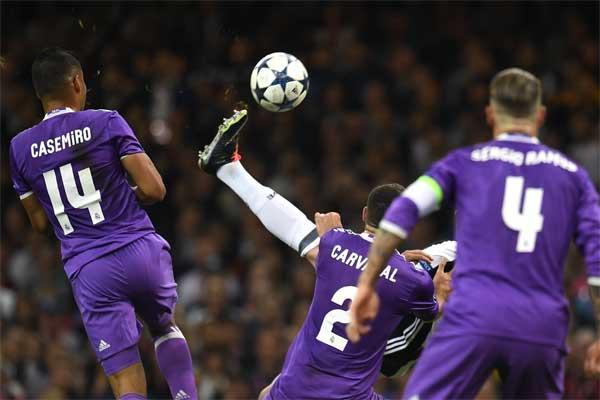 UEFA Şampiyonlar Ligi'nde 2016-2017 sezonunun en iyi kadrosu belli oldu.