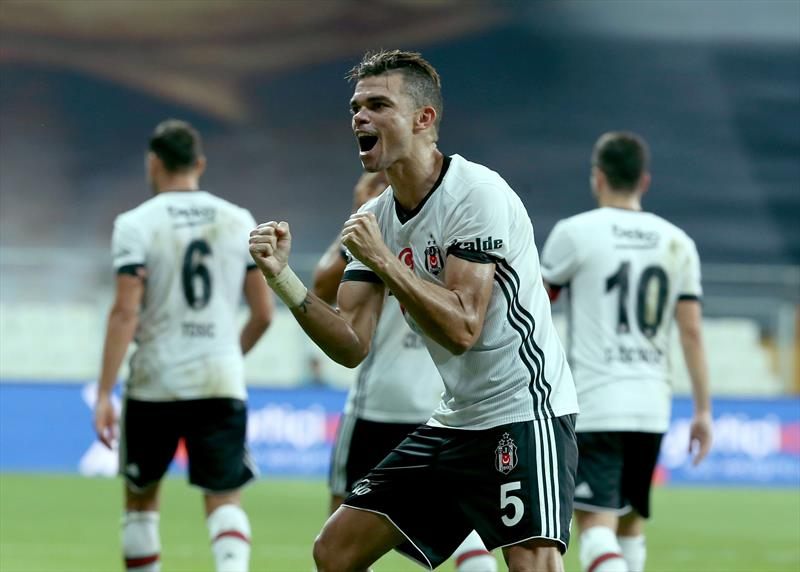 Beşiktaş-Antalyaspor foto galerisi