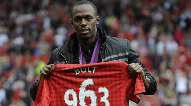 Bolt futbolcu olacak!