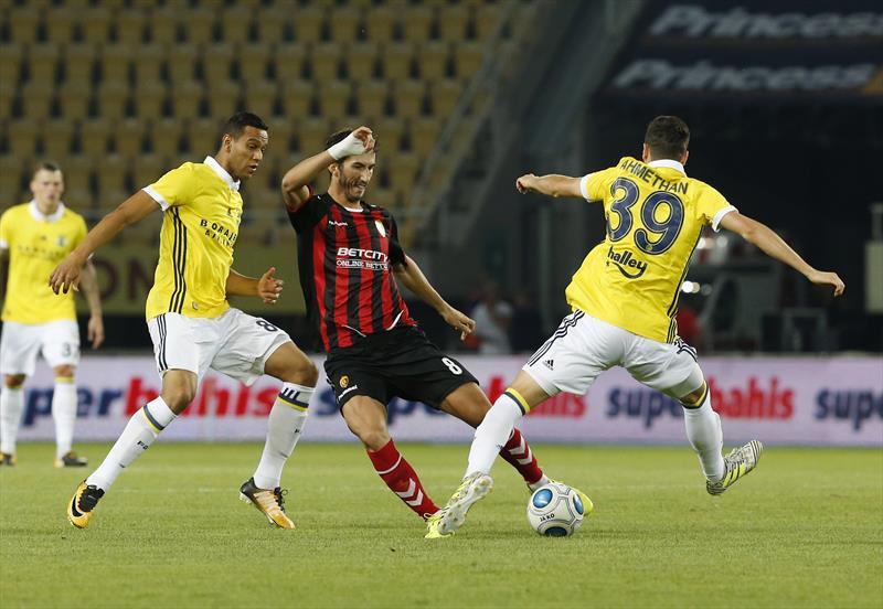 Vardar-Fenerbahçe foto galerisi