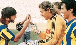 İşte sizin seçiminizle Fenerbahçe tarihinini en iyi 11'i
