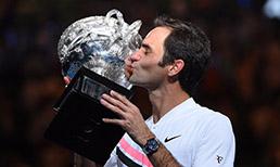 Federer'in tarihe geçmesine 1 maç kaldı