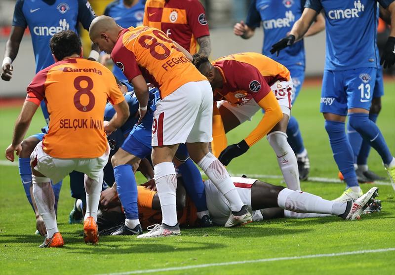 Kasımpaşa - Galatasaray foto galerisi