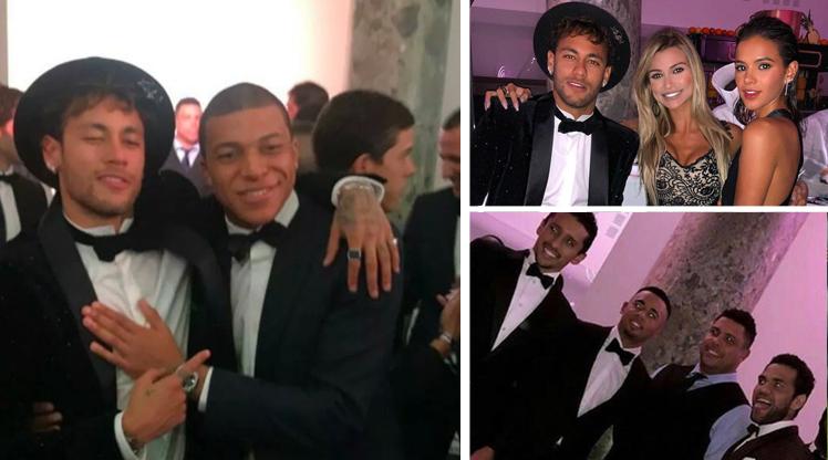 Neymar yeni yaşını böyle kutladı