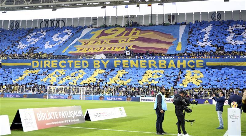 Fenerbahçe - Galatasaray foto galerisi
