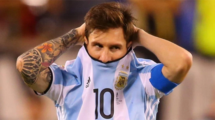 """Messi'den itiraf: """"Birçok kez ağladım…'"""