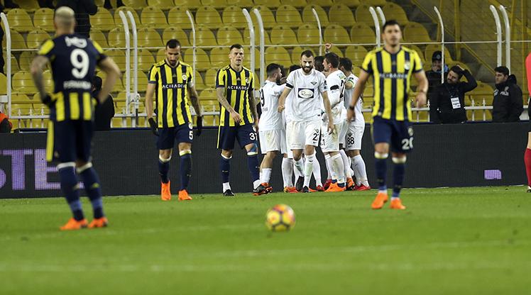 Fenerbahçe - TM Akhisarspor foto galerisi