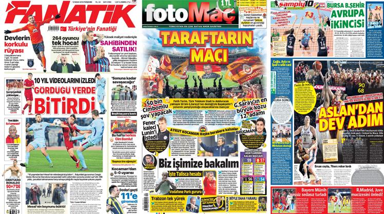12 Nisan gazete manşetleri