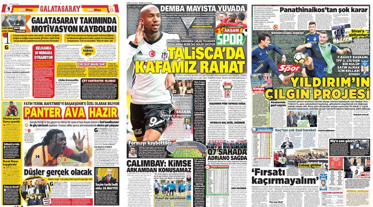 13 Nisan gazete manşetleri