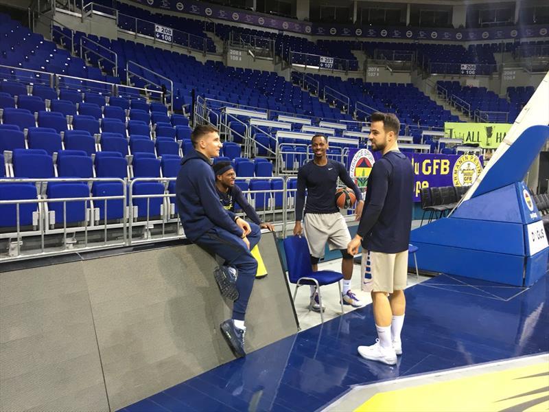 Bogdanovic'ten Fenerbahçe Doğuş'a ziyaret