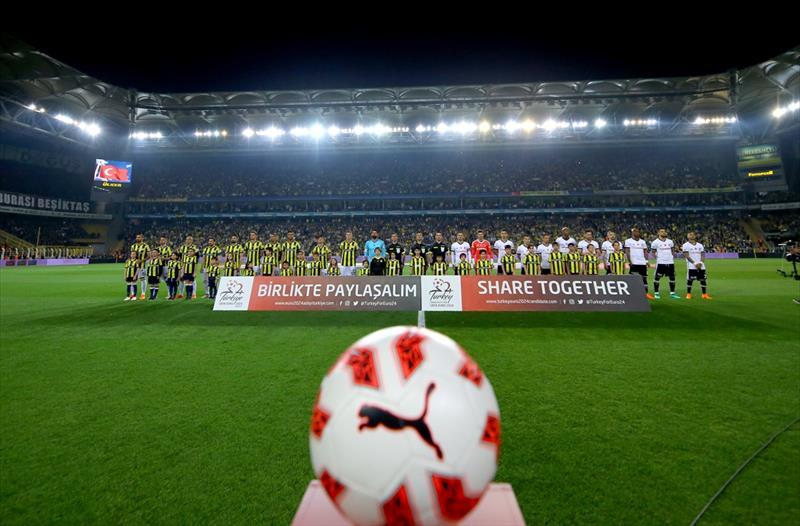 Fenerbahçe - Beşiktaş foto galerisi