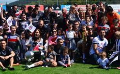 Beşiktaş'tan 23 Nisan kutlaması
