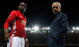 Manchester United'ın yıldızı Paul Pogba, menajer Jose Mourinho ile arasında sorun olduğu iddialarını yalanladı.