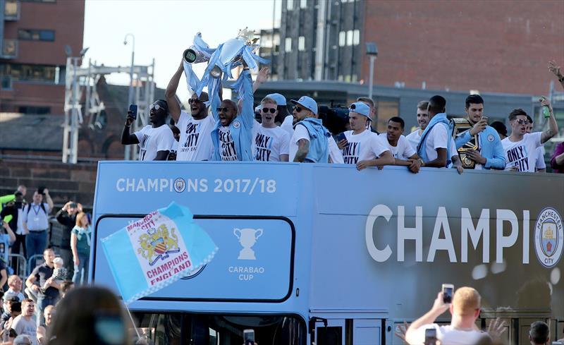 City kupasıyla şampiyonluk turunda