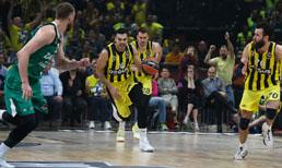 Fenerbahçe Doğuş - Zalgris Kaunas foto galeri