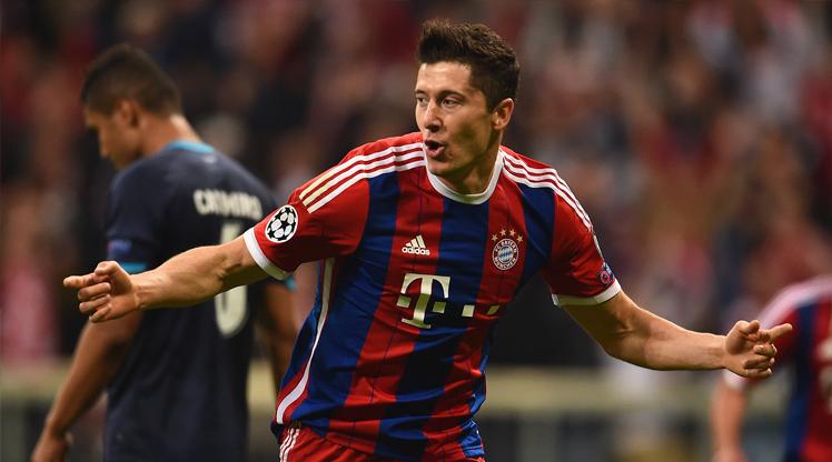 Lewandowski için 100 milyon pound