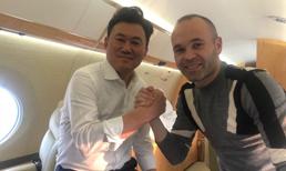 Iniesta Japonya'ya gidiyor